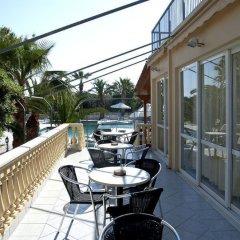 Отель Klonos Anna Греция, Эгина - отзывы, цены и фото номеров - забронировать отель Klonos Anna онлайн балкон