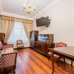 Апартаменты GM Apartment Kamergerskiy 2-21 комната для гостей фото 2