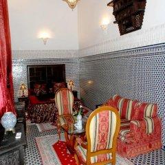 Отель Riad La Perle De La Médina Марокко, Фес - отзывы, цены и фото номеров - забронировать отель Riad La Perle De La Médina онлайн фото 12