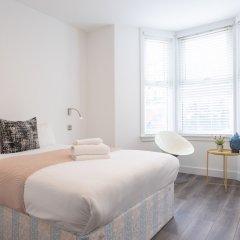 Отель Chalk Farm Artist's near Camden Великобритания, Лондон - отзывы, цены и фото номеров - забронировать отель Chalk Farm Artist's near Camden онлайн комната для гостей фото 5