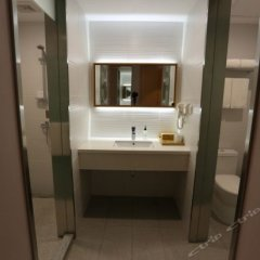 Ji Hotel (Yulin High-tech Development Zone) ванная