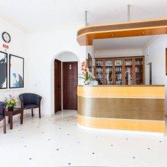 Отель Don Tenorio Aparthotel интерьер отеля