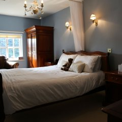 Отель The Crown Inn комната для гостей фото 3