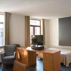 Отель Azimut Flathotel Aparthotel Бельгия, Брюссель - отзывы, цены и фото номеров - забронировать отель Azimut Flathotel Aparthotel онлайн комната для гостей фото 3