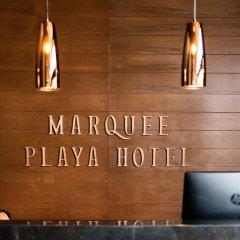 Отель Marquee Playa Hotel Мексика, Плая-дель-Кармен - отзывы, цены и фото номеров - забронировать отель Marquee Playa Hotel онлайн фитнесс-зал