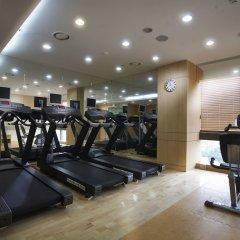 Отель Koreana Hotel Южная Корея, Сеул - 2 отзыва об отеле, цены и фото номеров - забронировать отель Koreana Hotel онлайн фитнесс-зал фото 3