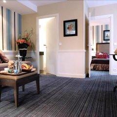 Отель Elysées Union Франция, Париж - 8 отзывов об отеле, цены и фото номеров - забронировать отель Elysées Union онлайн комната для гостей фото 2