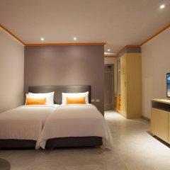 Отель Chabana Kamala Hotel Таиланд, Пхукет - 1 отзыв об отеле, цены и фото номеров - забронировать отель Chabana Kamala Hotel онлайн комната для гостей фото 3
