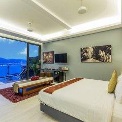 Отель IndoChine Resort & Villas комната для гостей фото 11