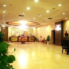 Отель New King Lion Mansion интерьер отеля