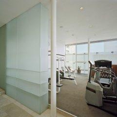 Hotel Habita фитнесс-зал