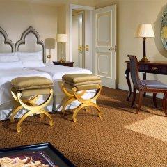 Отель The Westin Europa & Regina сауна