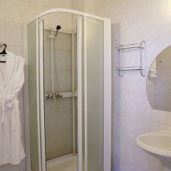 Гостиница Металлург ванная фото 3
