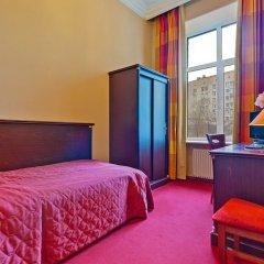 Гостиница Варшава комната для гостей фото 8