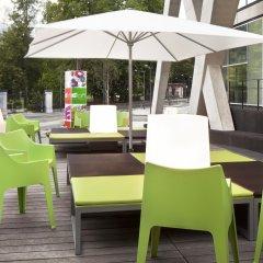Отель Aloft Brussels Schuman питание