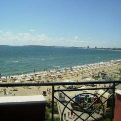 Отель Carina Beach Болгария, Солнечный берег - отзывы, цены и фото номеров - забронировать отель Carina Beach онлайн балкон