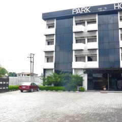 Отель Park Hotels парковка