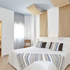 Отель Apartamentos Castavi Испания, Форментера - отзывы, цены и фото номеров - забронировать отель Apartamentos Castavi онлайн комната для гостей фото 3