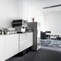 Отель Generator Berlin Prenzlauer Berg в номере фото 2