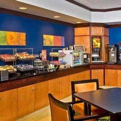Отель Fairfield Inn And Suites By Marriott Lake City Лейк-Сити питание фото 2