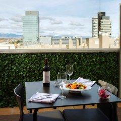 Отель Mirador de Chamartin Испания, Мадрид - отзывы, цены и фото номеров - забронировать отель Mirador de Chamartin онлайн балкон