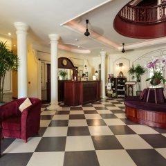 Отель The Luang Say Residence интерьер отеля