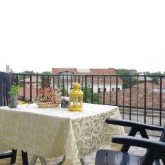 Отель Welc-oM Panoramic Италия, Падуя - отзывы, цены и фото номеров - забронировать отель Welc-oM Panoramic онлайн балкон