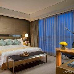 Отель Ascott Raffles City Beijing Китай, Пекин - отзывы, цены и фото номеров - забронировать отель Ascott Raffles City Beijing онлайн комната для гостей фото 2