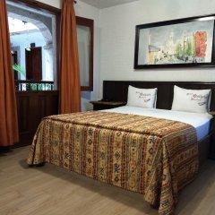 Отель Don Quijote Plaza Мексика, Гвадалахара - отзывы, цены и фото номеров - забронировать отель Don Quijote Plaza онлайн комната для гостей фото 5