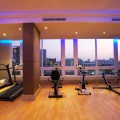 Intimate Hotel Паттайя фитнесс-зал фото 2