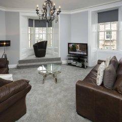 Отель St. Giles Apartments Великобритания, Эдинбург - отзывы, цены и фото номеров - забронировать отель St. Giles Apartments онлайн комната для гостей фото 5