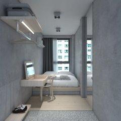 BBNB Hostel Бангкок ванная