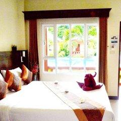 Отель Peaceful Resort Koh Lanta Ланта комната для гостей фото 4