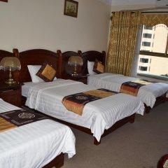 Hoang Ha Hotel комната для гостей