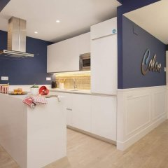 Апартаменты Enjoybcn Colon Apartments Барселона в номере
