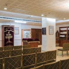 Отель Leonardo Jerusalem Иерусалим развлечения