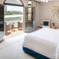 Отель Dream Inn Dubai-Luxury Palm Beach Villa балкон