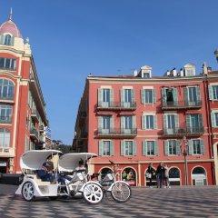 Отель Best Western Hotel Roosevelt Франция, Ницца - отзывы, цены и фото номеров - забронировать отель Best Western Hotel Roosevelt онлайн фото 5
