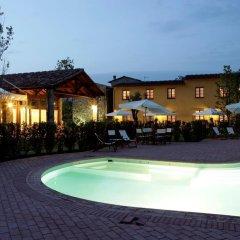 Отель Antico Casale Сарцана бассейн