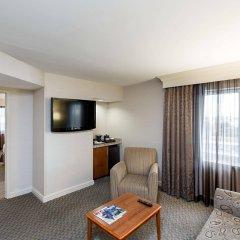 Отель Hilton New York JFK Airport США, Нью-Йорк - отзывы, цены и фото номеров - забронировать отель Hilton New York JFK Airport онлайн комната для гостей