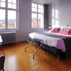 Отель B&B Contrast Бельгия, Брюгге - отзывы, цены и фото номеров - забронировать отель B&B Contrast онлайн комната для гостей