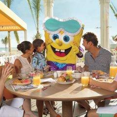 Отель Nickelodeon Hotels & Resorts Punta Cana - Gourmet питание фото 3