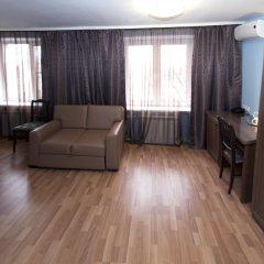 Гостиница Киевская на Курской комната для гостей фото 8