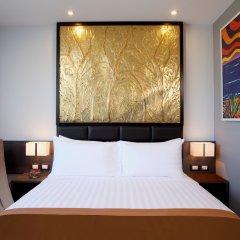 Отель Nova Express Pattaya Hotel Таиланд, Паттайя - отзывы, цены и фото номеров - забронировать отель Nova Express Pattaya Hotel онлайн комната для гостей фото 3