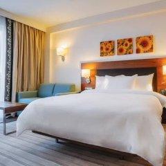 Гостиница Hilton Garden Inn Краснодар (Хилтон Гарден Инн Краснодар) 4* Стандартный номер разные типы кроватей фото 28