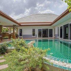 Отель Thammachat P3 Victoria Pool Villa бассейн