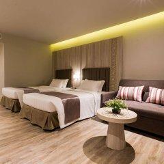 Отель Sd Avenue Бангкок комната для гостей фото 2