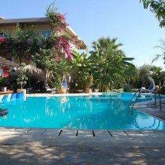 Отель Kalithea Греция, Родос - отзывы, цены и фото номеров - забронировать отель Kalithea онлайн бассейн фото 3