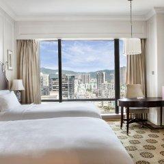 Отель The Langham, Shenzhen Китай, Шэньчжэнь - отзывы, цены и фото номеров - забронировать отель The Langham, Shenzhen онлайн комната для гостей фото 3