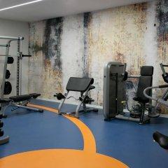 Vangelis Hotel & Suites Протарас фитнесс-зал